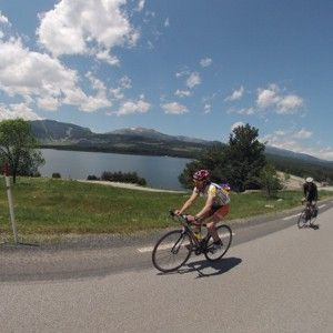 2nd day cycling the French Cerdanya on beautiful roads with no traffic